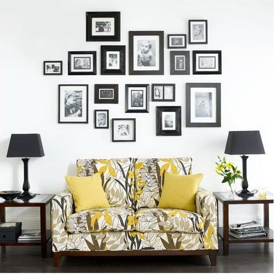 Affordable Frames for a Picture Wall (1/5)