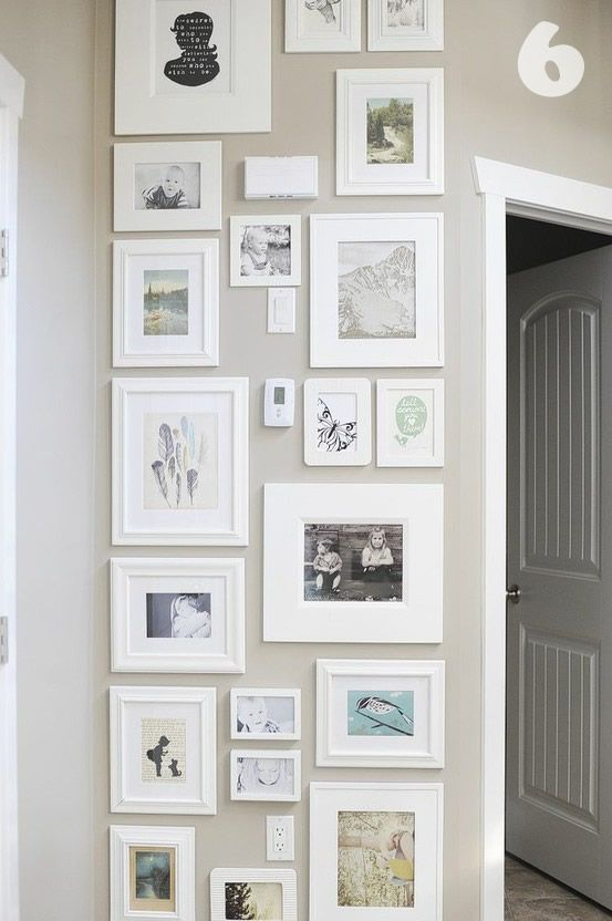 Affordable Frames for a Picture Wall – That Flipping Couple