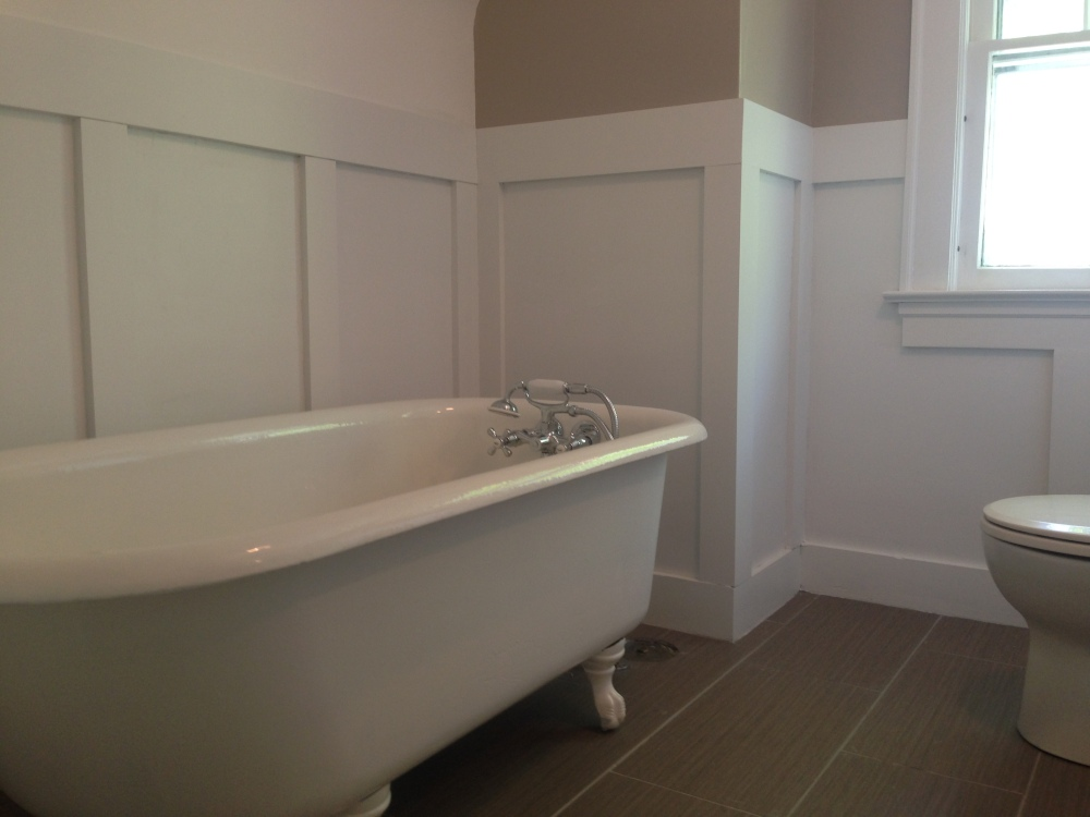 Sneak Peak: 3rd Floor Bath Remodel (2/2)