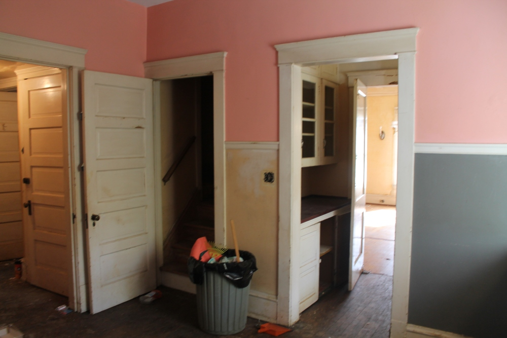 Century Home: Interior Before Pictures (1/6)