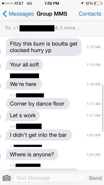 jcu texts